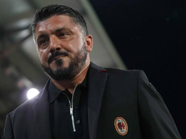 Gattuso striglia il Milan: