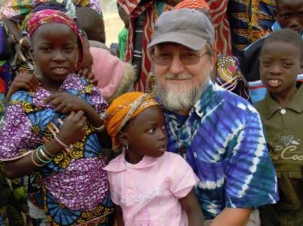 Padre Maccalli sacerdote sequestrato in Niger da presunti jihadisti