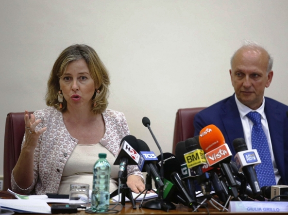 Test d'ingresso a Medicina, ministro Grillo: