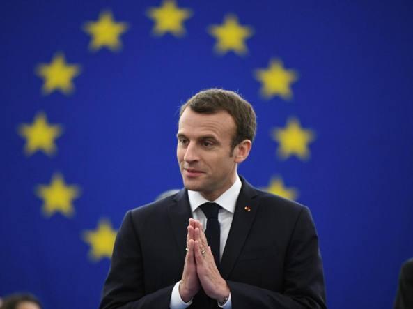 Di Maio, Francia? Spendere per cittadini