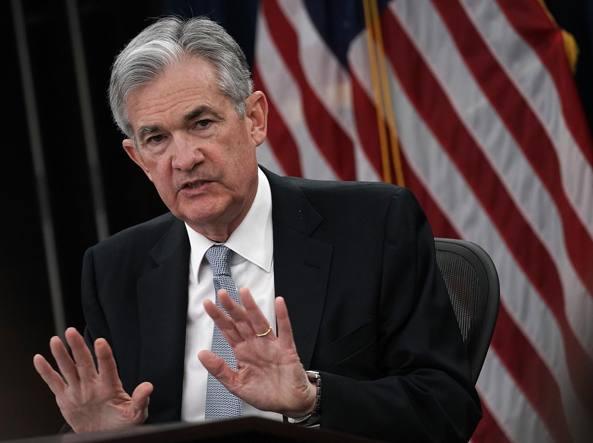 Fed, Trump: 'sfortunatamente' tassi alzati, 'non sono contento'