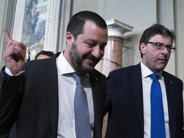 Manovra, botta e risposta Salvini-Mattarella sulla Costituzione