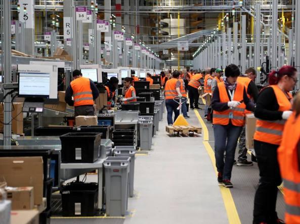 Eurozona: disoccupazione scende all'8,1%, minimo da dieci anni