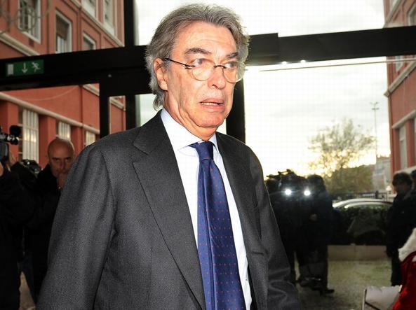 Presidente Figc, spunta il nome di Moratti: profilo gradito… alla Juventus
