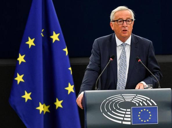 Salvini: Uniche macerie quelle del sogno Ue distrutto da Juncker
