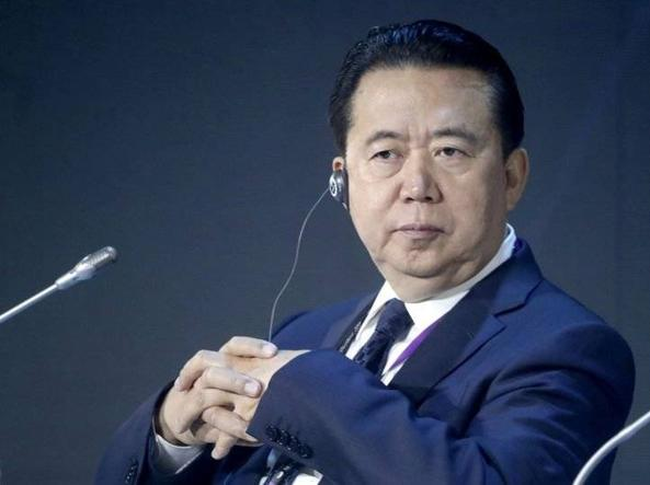 Cina: scomparso il Presidente dell'Interpol