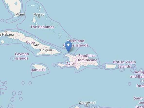Forte terremoto ad Haiti: ci sono almeno 11 morti