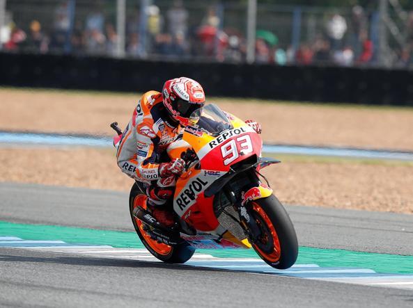 Rossi: 'Marquez può battere i miei record? Non mi preoccupo'