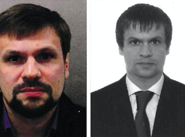 Il Colonnello Chepiga alias Ruslan Boshirov, l'altro agente del Gru sospettato di aver tentato di uccidere Skripal,