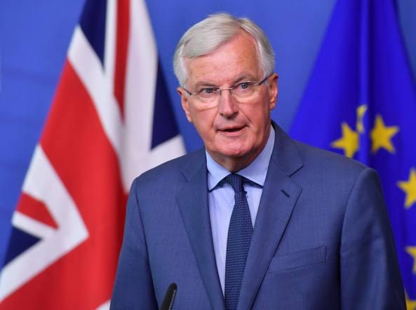 Brexit, Barnier: per un accordo serve molto più tempo