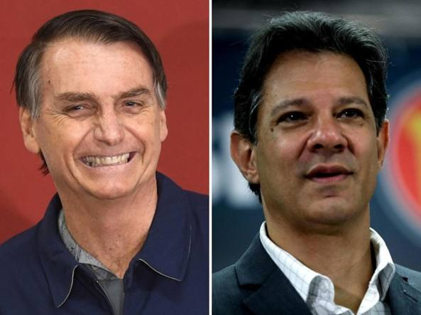 Brasile: sondaggio, Bolsonaro al 59%
