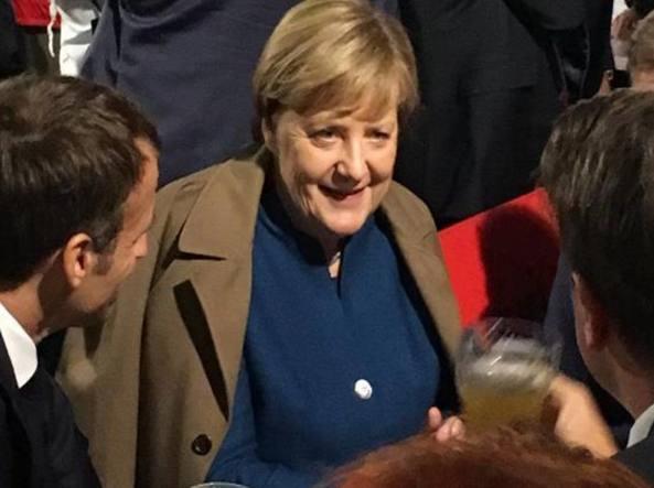 Manovra, Merkel a Conte: dovete parlarne con la Commisione europea