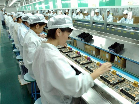 Cina: frena a 6,5% crescita Pil terso trimestre, minimo da 2009