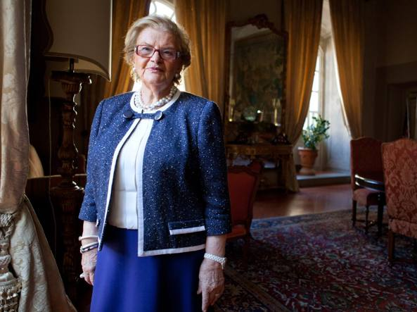 È morta Wanda Ferragamo, era presidente onorario della celebre casa di moda