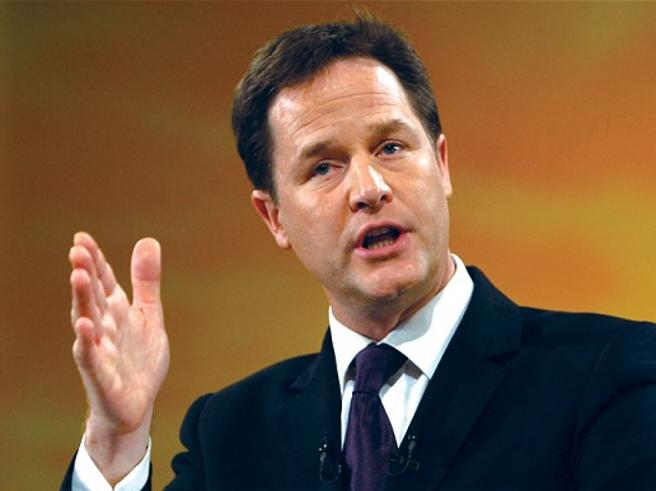Facebook: gli affari globali all'ex vice premier britannico Clegg