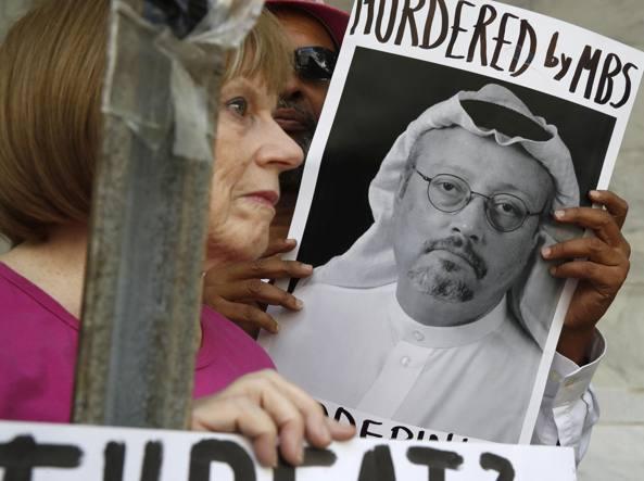 Trump ha definito l'omicidio di Khashoggi