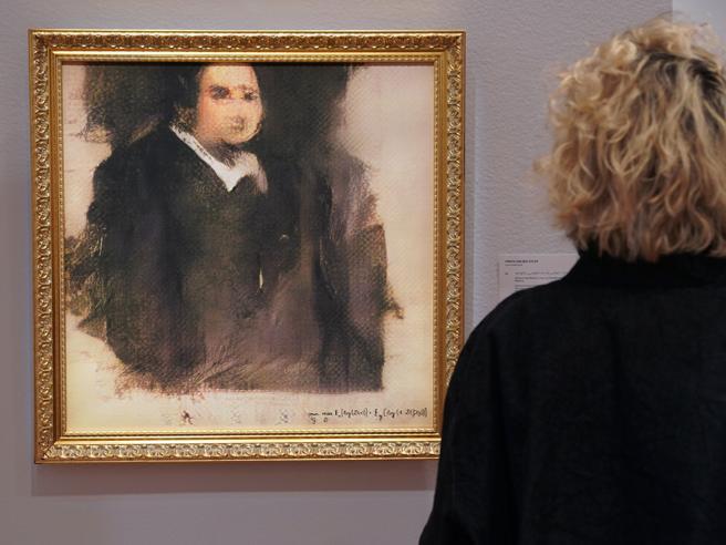 Dipinto da un'IA, venduto per 432mila dollari