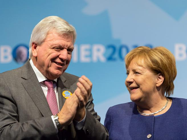 Merkel non si ricandida cancelliera