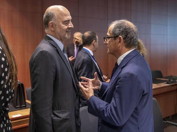 Manovra, anche Conte contro Moscovici: