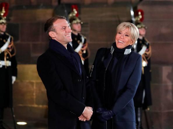 Macron vuole esercito Ue per difendersi da Cina, Russia e USA