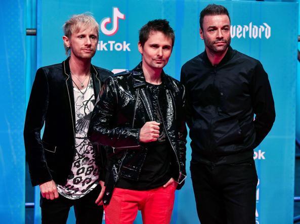 Muse, due date a Roma e Milano per