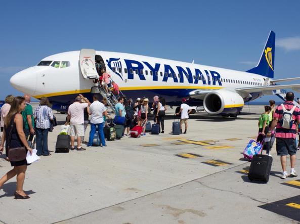 Ryanair e Wizz Air sfidano l'Antitrust bagagli a mano ancora a pagamento
