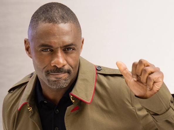 Idris Elba è