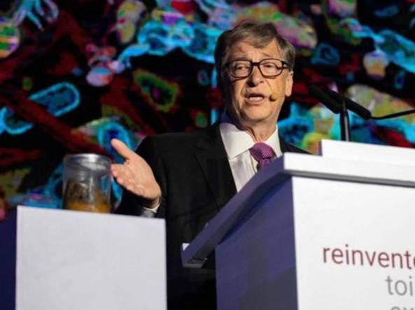 Bill Gates inventa il