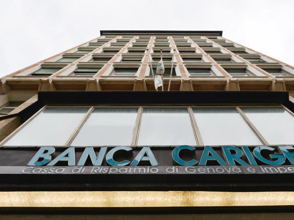 Banca Carige, pronto 'l'ombrello' del sistema bancario