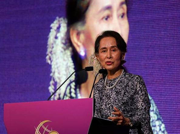 Suu Kyi: Amnesty, non più Ambasciatrice