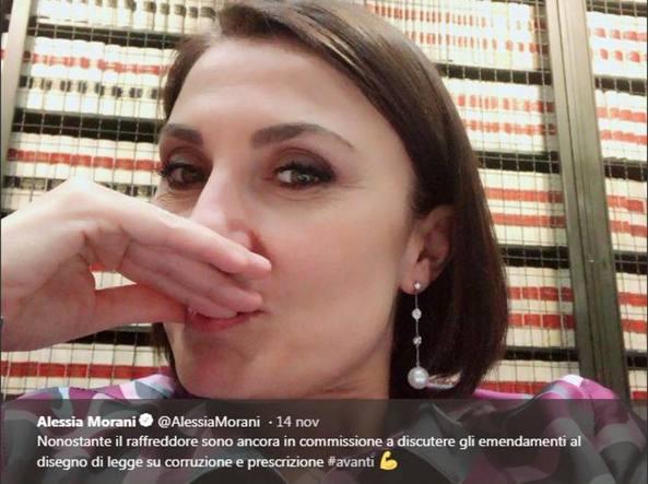 Alessia Morani, deputata Pd: