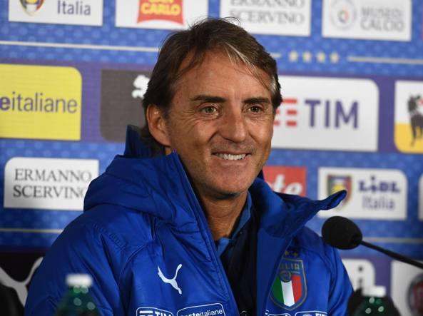 Italia-Usa, Mancini: