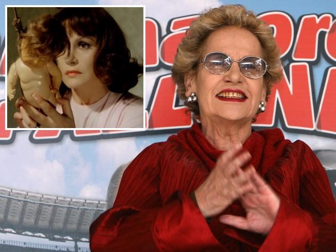 Addio a Giuliana Calandra, l'attrice di