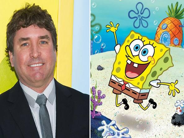 È morto il creatore di SpongeBob. Addio a Stephen Hillenburg