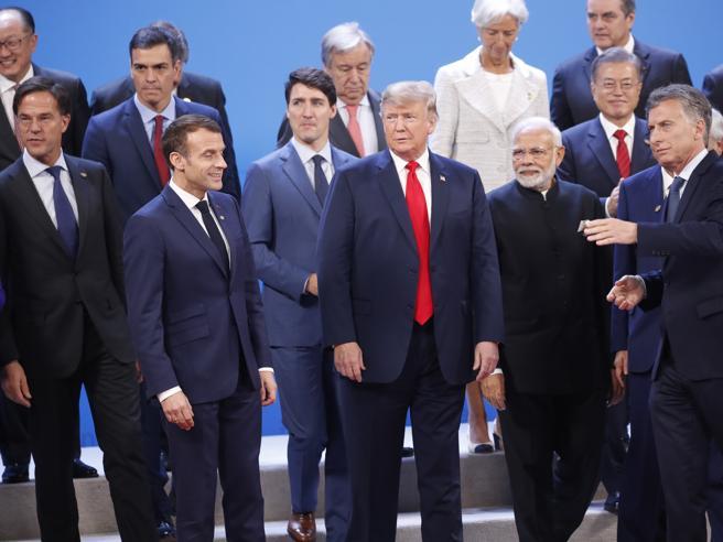 G20, accordo sul testo finale. Trump: