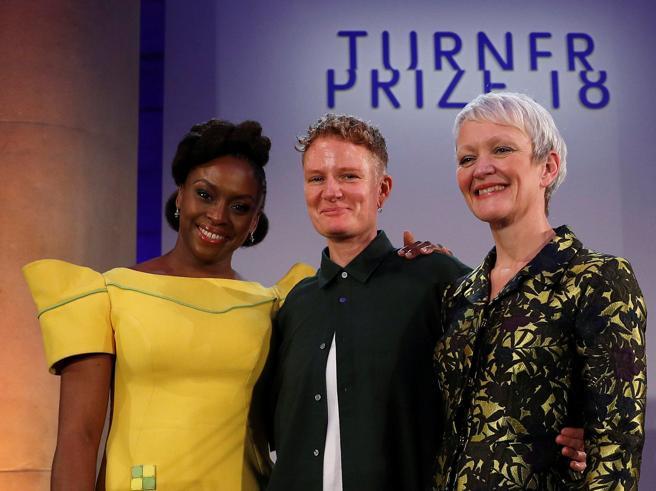 Turner Prize 2018: vince Charlotte Prodger
