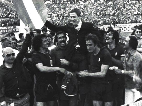 Il cordoglio del Torino Fc per la scomparsa di Gigi Radice