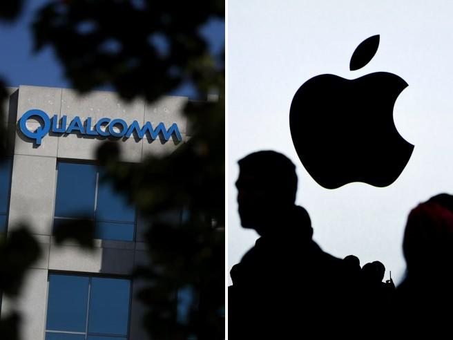 Apple-Qualcomm: guerra senza esclusione di colpi. Cina: stop a vendite iPhone