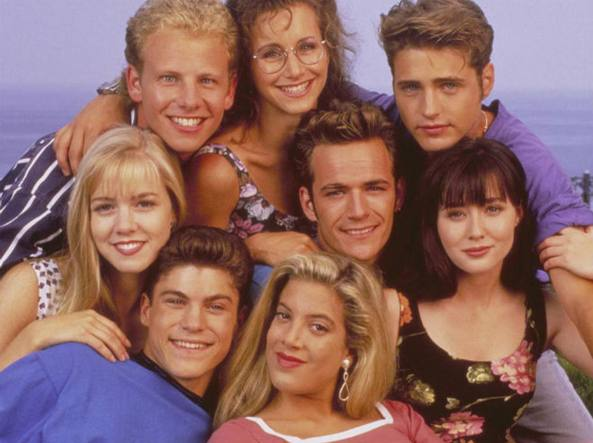 Beverly Hills, 90210: in cantiere il reboot col cast originale