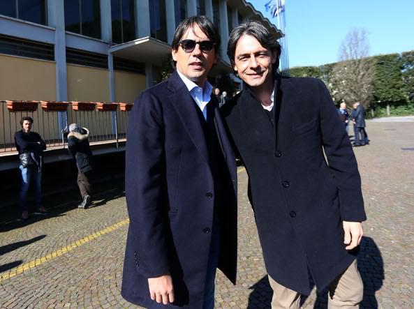 Fratelli contro dopo 70 anni: il derby in famiglia dei fratelli Inzaghi