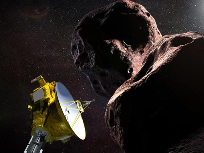 La sonda New Horizons ha sorvolato Ultima Thule il corpo cosmico più lontano mai visto dall'umanit
