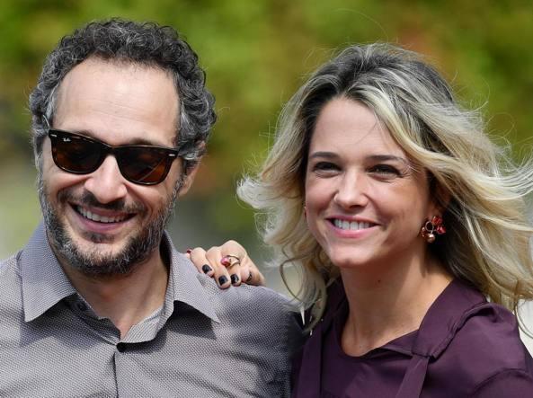 Claudio Santamaria: 'Mia moglie Francesca è la mia Silvia di Leopardi'