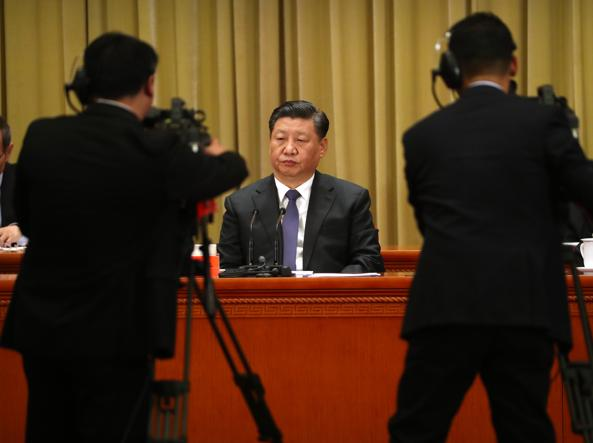 Cina: Xi al popolo taiwanese, 'accettate la riunificazione'