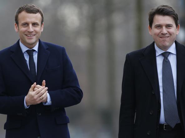 Lascia il capo della comunicazione di Macron