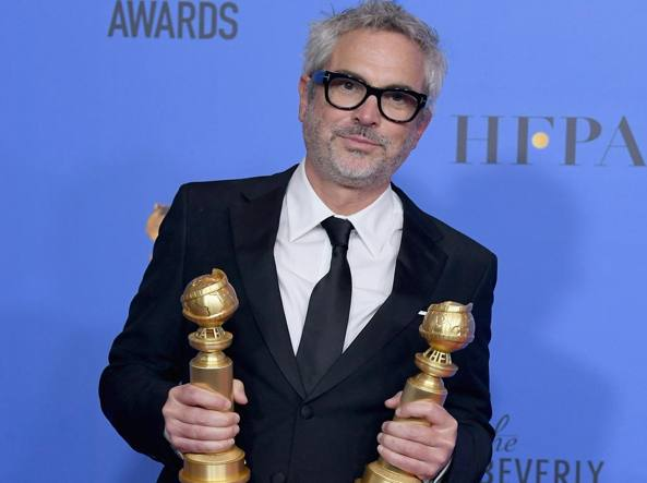 Golden Globe 2019 tutti i vincitori trionfa Bohemian Rhapsody e Cuarón miglior regista