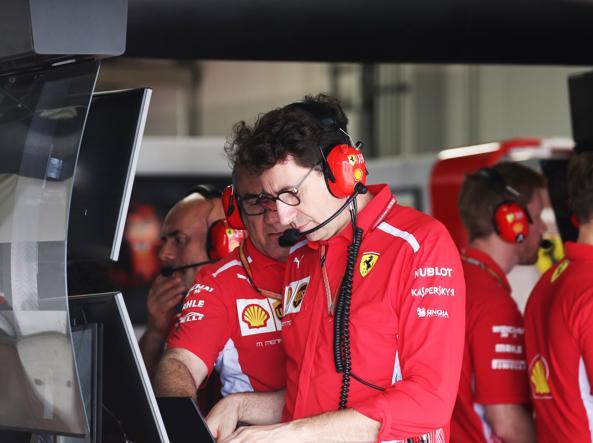 Ferrari, Binotto sostituisce Arrivabene