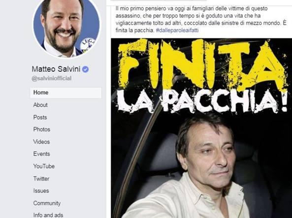 Cesare Battisti alle 11,30 a Roma