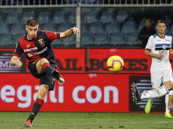Boom Genoa: Piatek subito al Milan, il sostituto potrebbe essere Balotelli