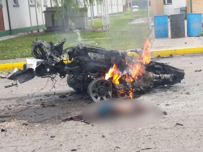 Autobomba sulla scuola di polizia: morti e feriti in Colombia