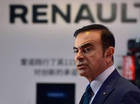 Jean-Dominique Senard è il nuovo presidente di Renault